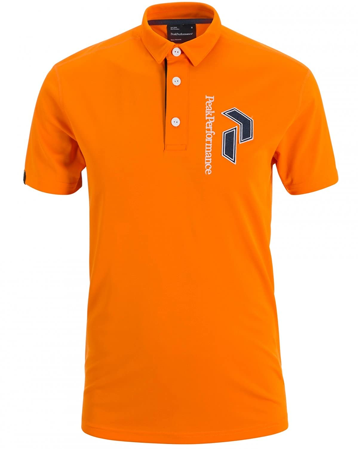 Peak Performance Golf panmore Polo CALEN lavandula.: Amazon.es ...