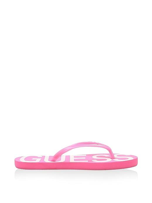 e3d1370c7e136 Guess Tong Core Flip Flop Rose  Amazon.co.uk  Shoes   Bags