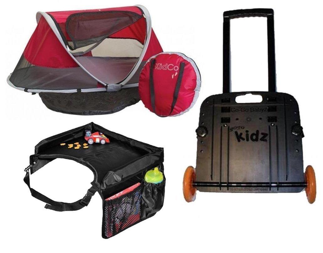 Kidco PeaPod Travel Set, Cranberry: Amazon.co.uk: Baby