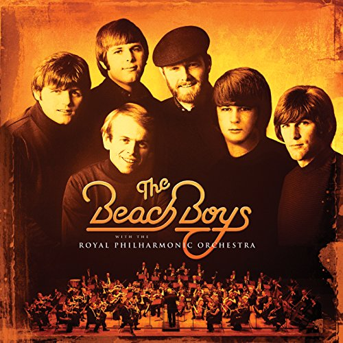 Beach Boys Albums (The Beach Boys With The Royal Philharmonic Orchestra)