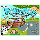 img - for The Wheels on the Bus: Wild Safari (Poke-A-Dot!) book / textbook / text book