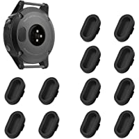 KELIFANG Dust Plug Garmin Fenix 5, 5S, 5X, Plus, Silicone Anti Dust Cap Charger Port Protector Fenix 5, 5S, 5X,Plus…