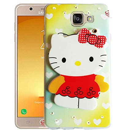 417dd52046e S.M.KMOBILES Mickey Lovely Mouse Mirror Katty Silicone Soft TPU Back Cover    Case Cover for