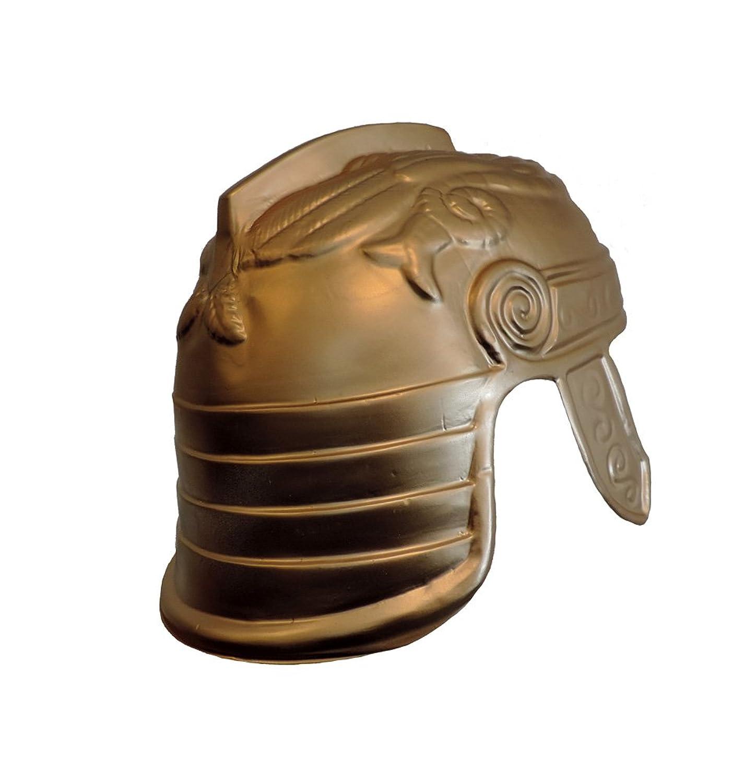 amazon com lot of 6 roman helmet trojan warrior hat costume