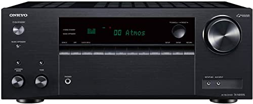 Onkyo TX-NR595 Home Audio Smart Audio and Video Receiver