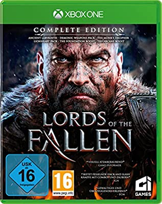 Lords of the Fallen Complete Edition (XBox ONE): Amazon.es ...