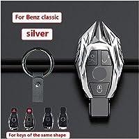 ZWsj King Car Key Cover shell Case For Mercedes Benz AMG A C E S series E200L E300L C260L S320L GLK a200l glc E260 W204…