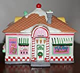 Dept 56 Snow Village 56 Flavors Ice Cream Parlor 51519