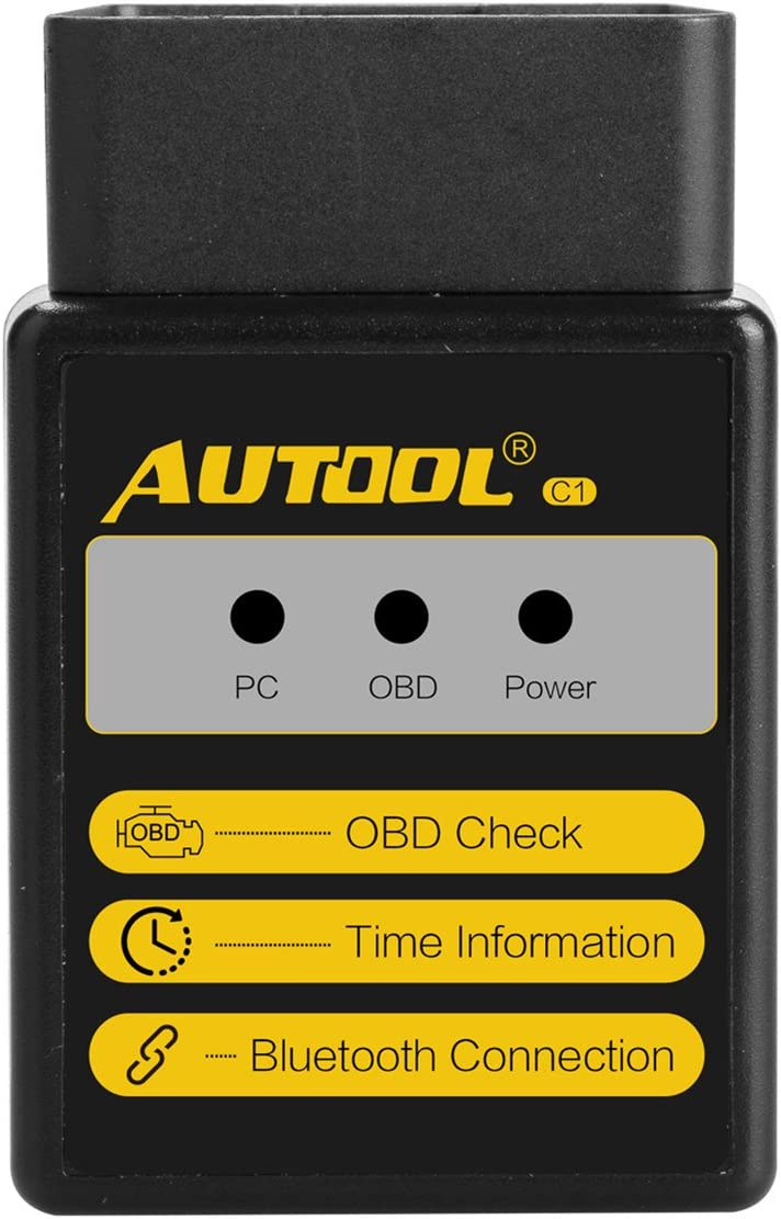 OBD2 Bluetooth Car Diagnostic OBDII Reader Scanner OBD Scan Tool para Android