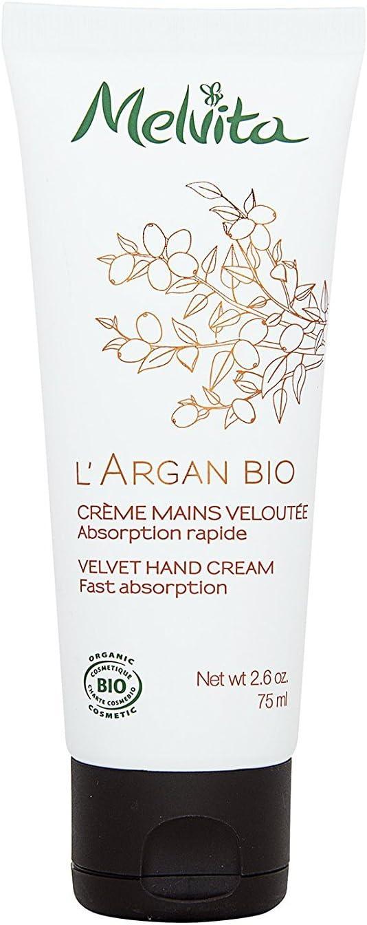 Melvita L'Argan Bio Velvet Hand Cream 75ml