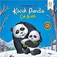 Sevimli Hayvanlar Serisi Küçük Panda Çok Acıktı