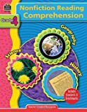 Nonfiction Reading Comprehension, Grade 4, Debra J. Housel and Debra HOUSEL, 0743933842