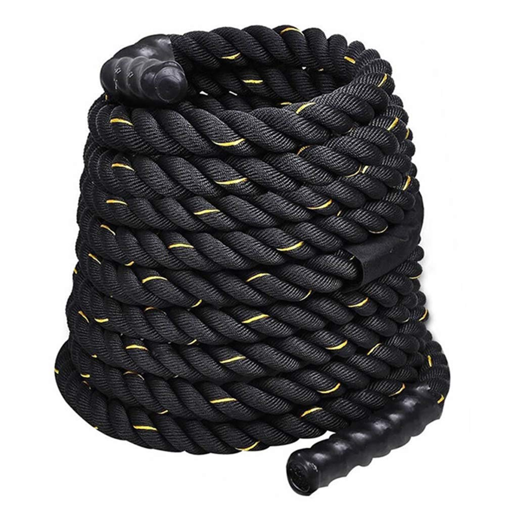 Wrth 1 Inch Polyester 30ft Pro Battle Ropes