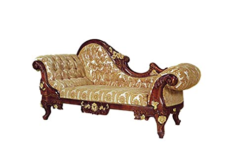 chilifry premium quality sheesham (rose wood) wooden sofa couch