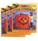 Super Stuff A Pumpkin Leaf Bags - 3 Pack