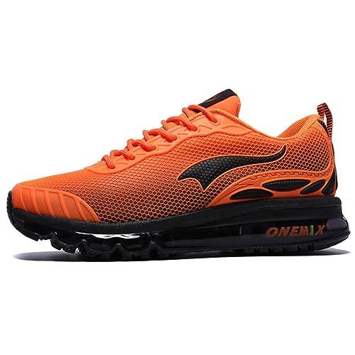 0ea44745 Onemix Air Zapatillas para Correr y Asfalto Deportivas Para Hombre  Transpirable Para Correr Al aire Libre: Amazon.es: Zapatos y complementos