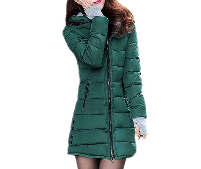 Amazon.com: Cyose Fashion - Chaqueta de parche para mujer ...