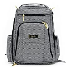 Ju-Ju-Be 14BP01LTQN Legacy Collection Be Right Back Backpack Diaper Bag, The Queen of the Nile