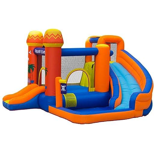Castillos hinchables Parque de Atracciones for niños al Aire Libre ...