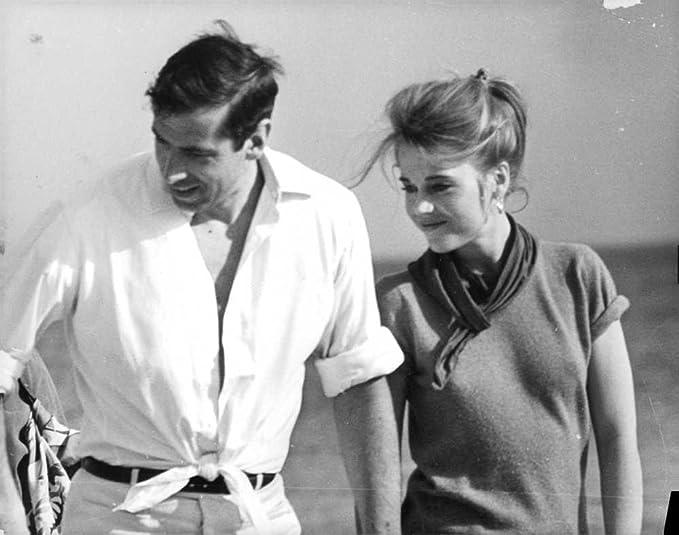 b49c824d09a07 Amazon.com: Vintage photo of Roger Vadim with his wife Jane Fonda ...
