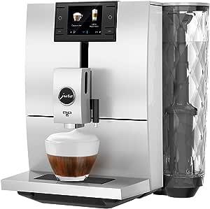 Jura 15239 – Cafetera automática, color blanco: Amazon.es: Hogar