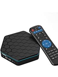 Android TV Box,MeAndYou T95Z Plus Android TV Box,Octa Core Smart TV Box 2GB RAM 16GB ROM Android 7.1 Amlogic S912 Support...