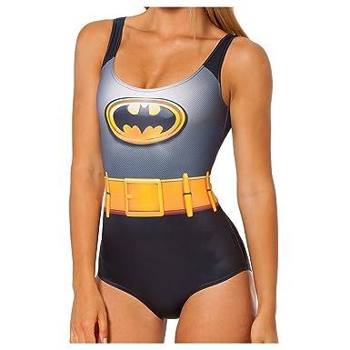 Amazon.com: Sexy bikini traje de Batman cabo Suit: Clothing