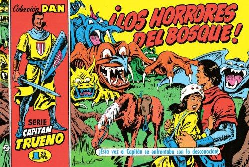 Descargar Libro El Capitán Trueno #5. ¡los Horrores Del Bosque! Víctor Mora