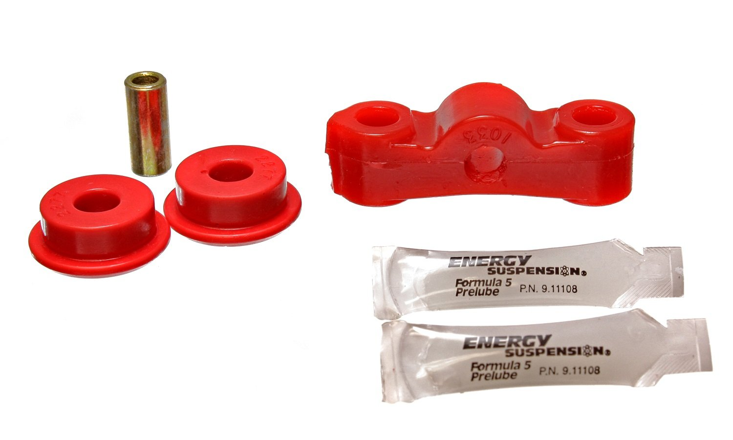 Energy Suspension 16.1102R TRANS SHIFTER BUSHING SET