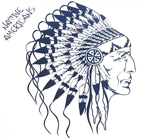 Native American Tattoos (GRASHINE Waterproof and non toxic hot selling fashionable Native Americans temporary tattoo sticker)
