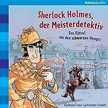 Das Rätsel um den schwarzen Hengst (Sherlock Holmes, der Meisterdetektiv 2) Hörbuch von Oliver Pautsch Gesprochen von: Sylvester Groth