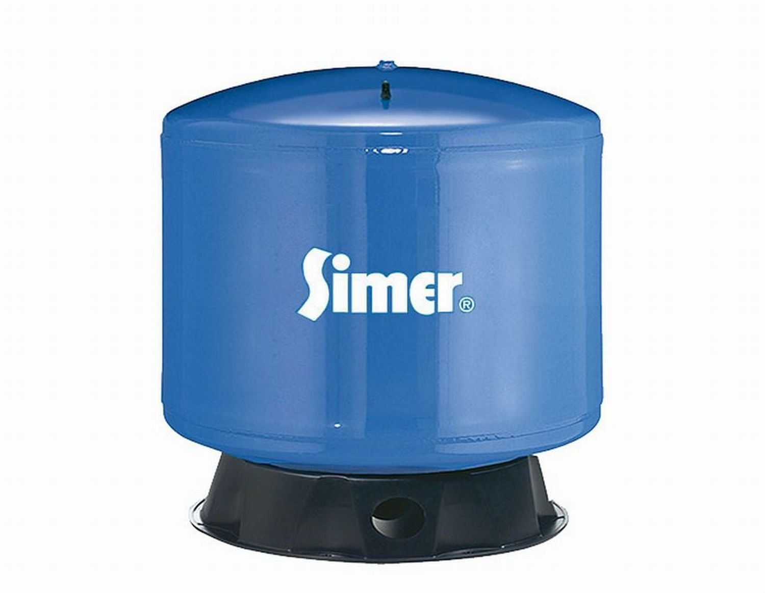 Pentair Water-Flotec-Simer VT19 19 Gallon Vertical Pre-Charged Bladder Tank, Blue