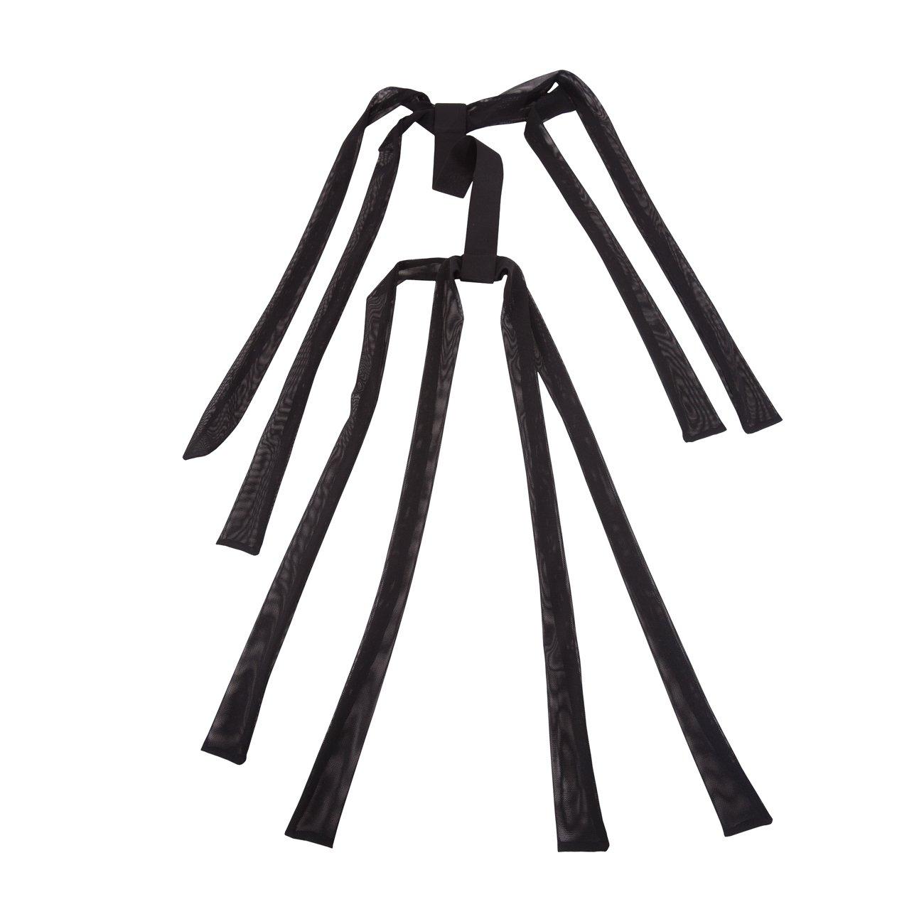 Fifty Shades Of Grey Black Label esposas/corbata negro: Amazon.es ...