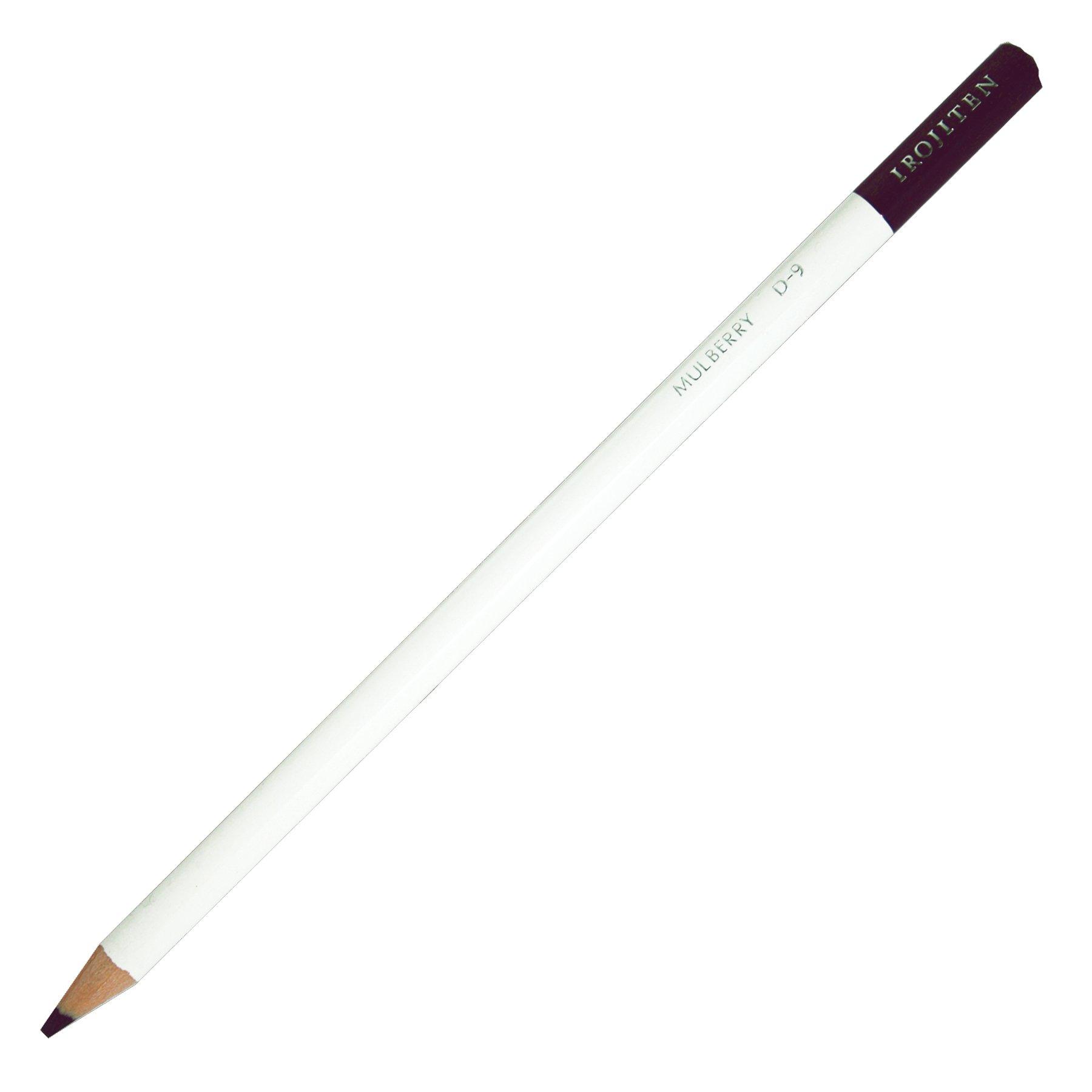 Tombow Irojiten Lápiz de color , Mulberry D9, 1 paquete