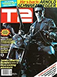 T2: The Official Terminator 2 Judgment Day Movie Magazine