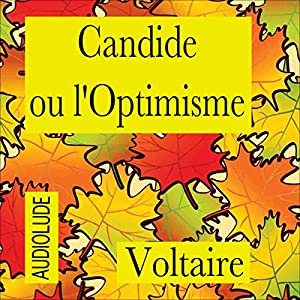 Candide ou l'Optimisme Audiobook