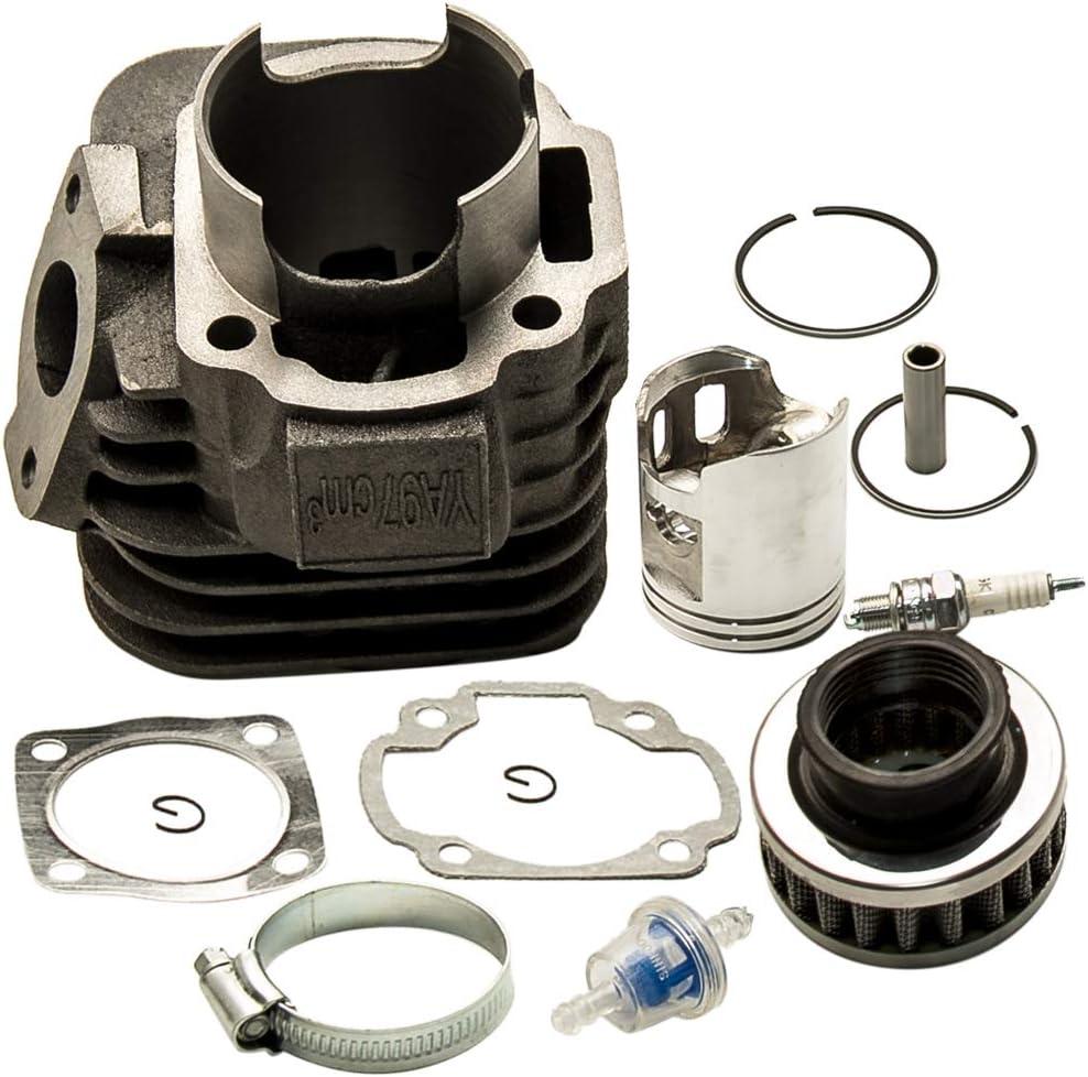 Honda 90308-HM5-930 Rear Axle Nut Inner Honda TRX300 88-00 Made by Honda-Aftermarket