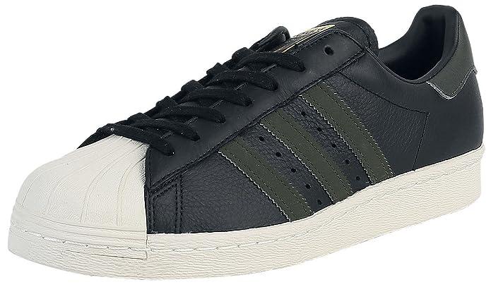 Adidas Originals Superstar, Zapatillas para Hombre, Blanco (Ftwbla/Rubmis/Ftwbla), 40 2/3 EU