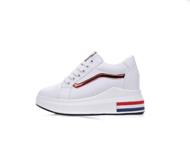KPHY Damenschuhe Dicke Boden-Schuhe Hohe Casual Schuhen Schuhen Schuhen Wilden Studenten Dicke Boden-Schuhe s 35 a0421b