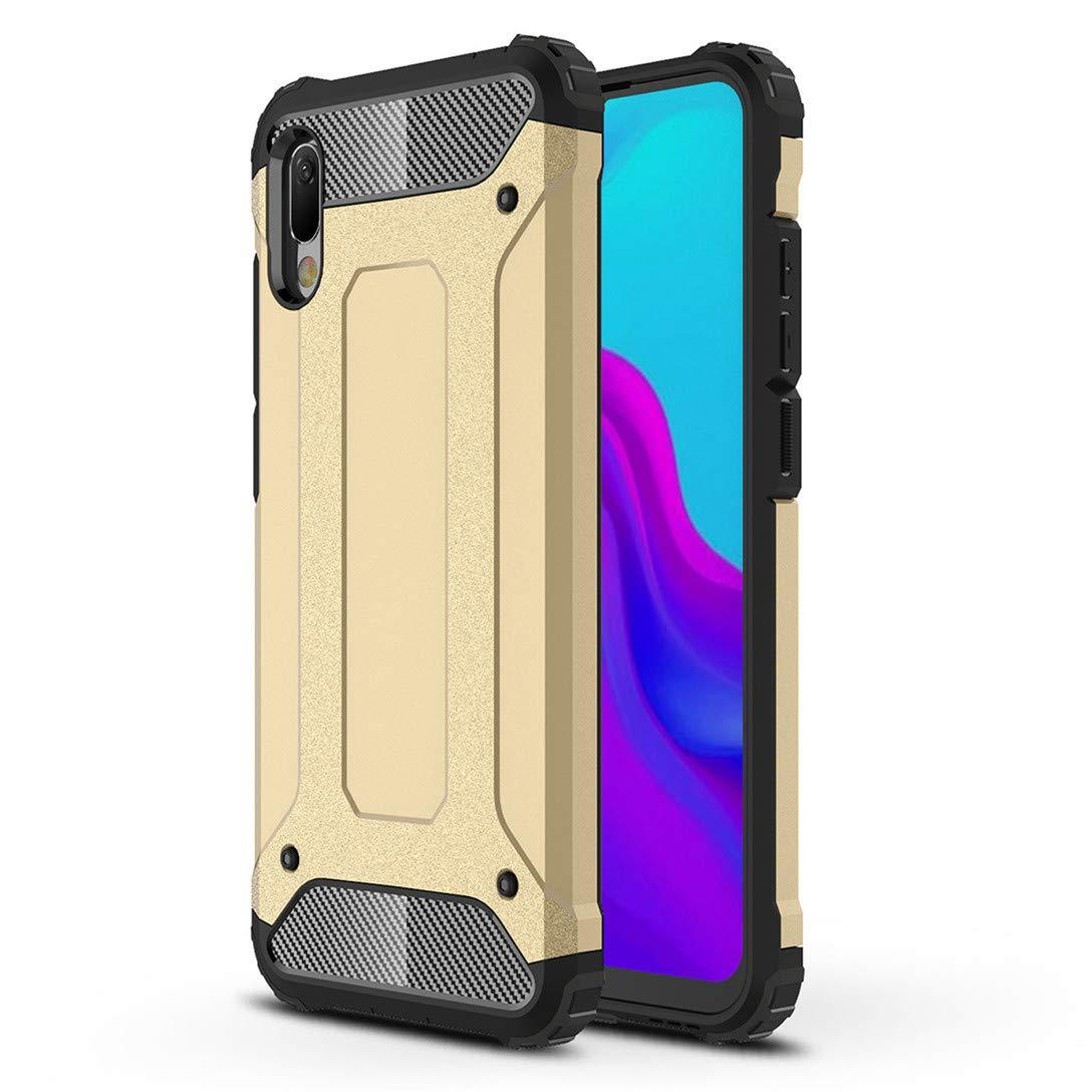 Amazon.com: Hfly - Carcasa para Huawei Y6 Pro 2019 (6,09 ...
