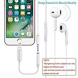 Compatible iPhone 7/7Plus Adapter Headphone