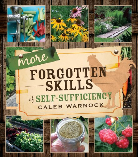 More Forgotten Skills of Self-Sufficiency by [Warnock, Caleb]