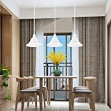 Plug-in Ceiling Pendant Lights with Foldable
