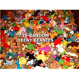 25 Ty Teeny Beanie Babies - Wholesale Lot - 61LxK15jGmL - 25 Ty Teeny Beanie Babies – Wholesale Lot