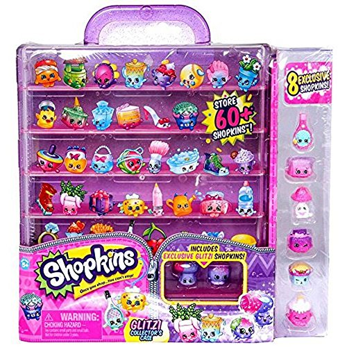 Shopkins Collectors Case in Pink