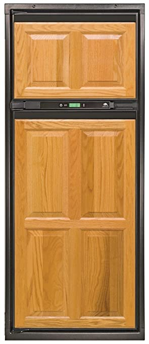 refrigerator 8 cu ft. norcold nxa841l 8 cu. ft. 2 door refrigerator (enhanced 2-way ac cu ft