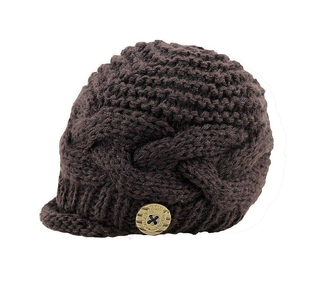 Bestknit Baby Boy knit Brimmed Newborn Photography Hat Cap