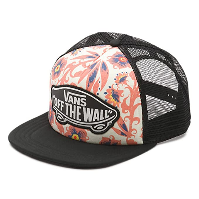 Vans Beach Girl Trucker Burnt Coral Floral: Amazon.es: Ropa y ...
