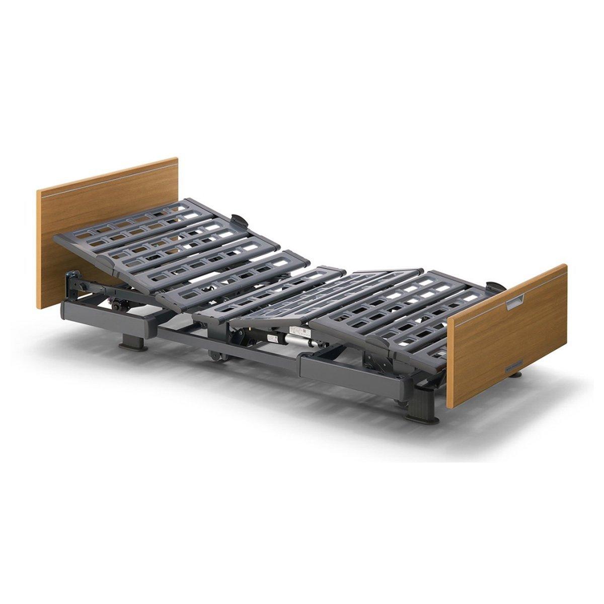パラマウントベッド 介護ベッド Q-AURA(クオラ)3モーター 91cm幅 電動ベッド レギュラー KQ-63330 B06XKCTDXY レギュラーサイズ  レギュラーサイズ