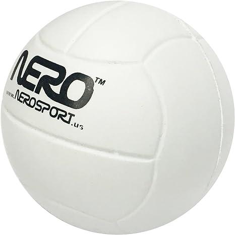 Nero ns-rs alta rebote goma juguete pelota de voleibol (2,5, ideal ...